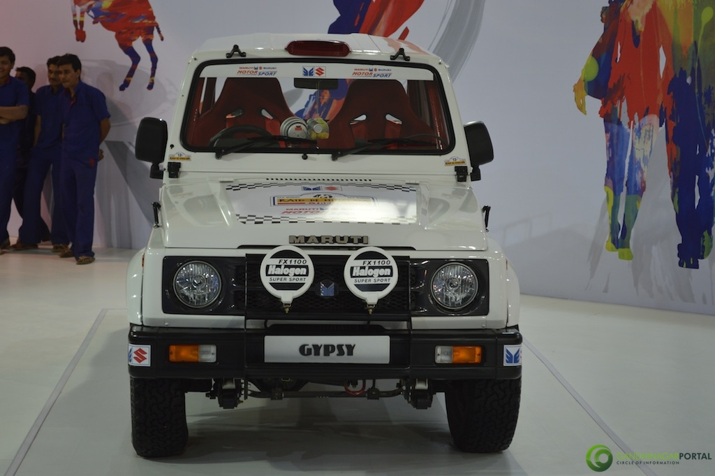 Maruti Suzuki @ Vibrant Gujarat Global Trade Show Gandhinagar 2013, 8th January 2013@ Exhibition Ground Gandhinagar Gandhinagar, Gujarat, India.