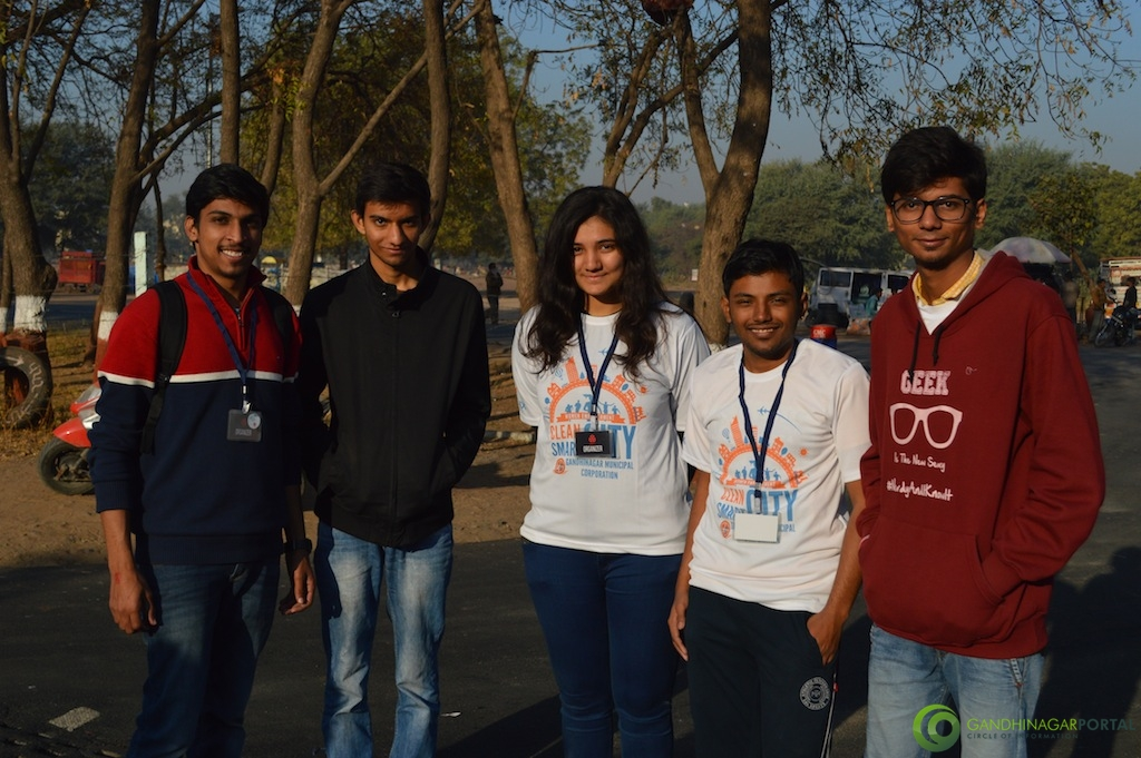 Youth RUn 2016 Gandhinagar, Gujarat, India.