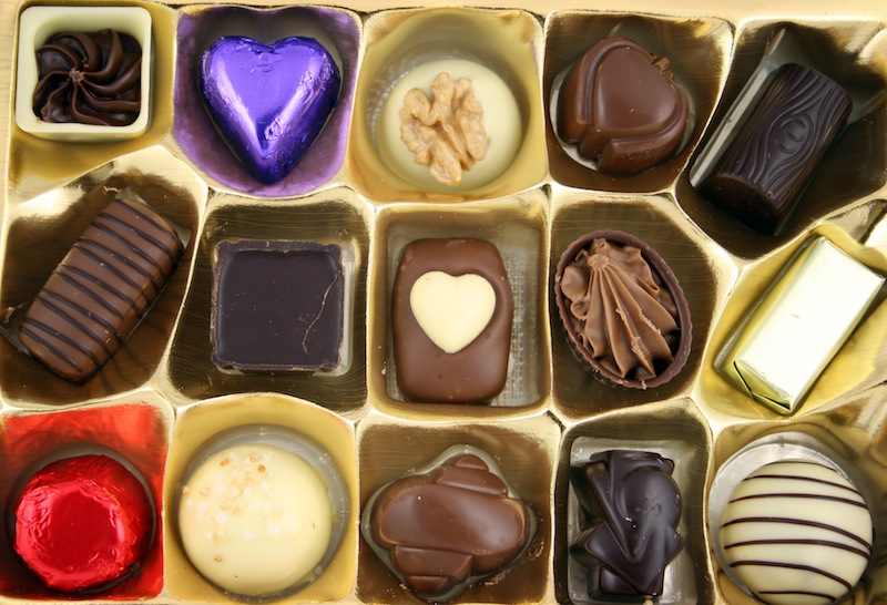 Chocs - Close up