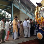 memo_train_green_signal_by_mayor_shri_mahendrasinh_rana4 Gandhinagar, Gujarat, India.