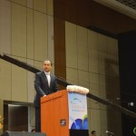 Anil Ambani speaks at 6th Vibrant Gujarat Global Summit 2013- Mahatma Mandir, Gandhinagar Gandhinagar, Gujarat, India.