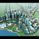 inauguration-gift-city-gandhinagar-full-concept-video1 Gandhinagar, Gujarat, India.