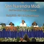 narendra-modi-inaugurates-gift-city-tower-1-vibrant-gujarat-2013-gandhinagar Gandhinagar, Gujarat, India.