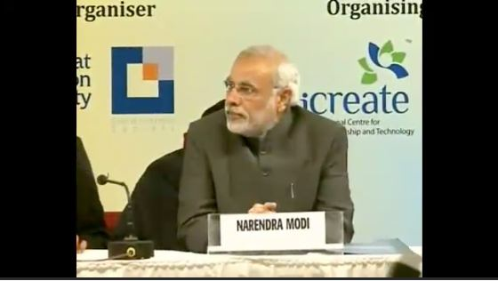 Shri Narendra Modi at Innovative Symposium, Ahmedabad Management Association,