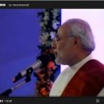Shri Narendra Modi Vibrant Gujarat Global Trade Show 2013-Gandhinagar:- Inauguration Ceremony Gandhinagar, Gujarat, India.