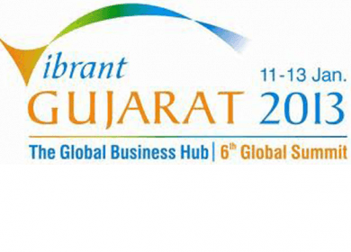 Live Webcast of The Vibrant Gujarat Summit 2013-Mahatma Mandir, Gandhinagar