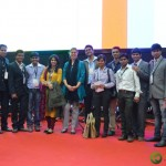 Team Gandhinagar Yuva Unstoppable at Convention by Vivekananda Yuva Parishad- Vibrant Gujarat Summit 2013-Gandhinagar Gandhinagar, Gujarat, India.