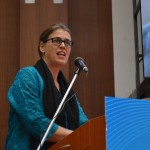 Caroline Den Dulk-UNICEF speech at Youth Convention by Swami Vivekananda Yuva Parishad- Vibrant Gujarat Summit 2013-Gandhinagar Gandhinagar, Gujarat, India.