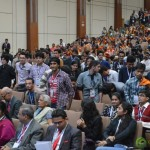 Foreign Students from all over the worldat Convention by Vivekananda Yuva Parishad- Vibrant Gujarat Summit 2013-Gandhinagar Gandhinagar, Gujarat, India.