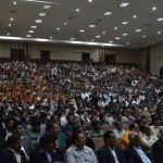 Youth Convention by Swami Vivekananda Yuva Parishad- Vibrant Gujarat Summit 2013-Gandhinagar Gandhinagar, Gujarat, India.