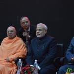 at Convention by Vivekananda Yuva Parishad- Vibrant Gujarat Summit 2013-Gandhinagar Gandhinagar, Gujarat, India.