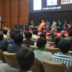 Youth Convention by Swami Vivekananda Yuva Parishad- Vibrant Gujarat Summit 2013-Gandhinagar Gandhinagar, Gujarat, India.