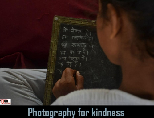 Photography for Kindness – Finalists :- Yuva Unstoppable