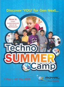Techno Summer Camp 2013