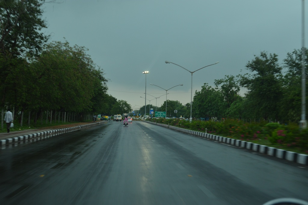 Gandhinagar Monsoon