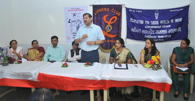 Right to Honor an initiative by Udgam Charitable Trust Gandhinagar-3