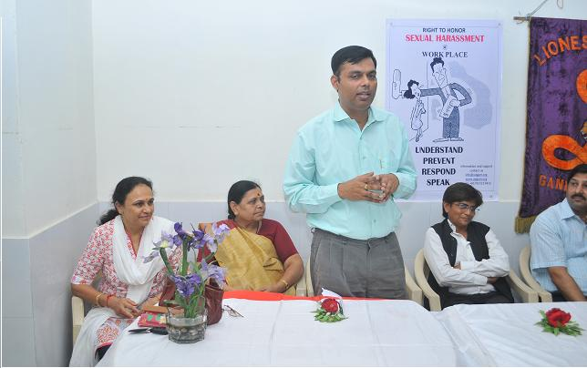 Right to Honor an initiative by Udgam Charitable Trust Gandhinagar Gandhinagar, Gujarat, India.