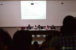 Youth Empowerment Seminar @ S.K.Patel Institute of Management 11 September 2013 Gandhinagar, Gujarat, India.