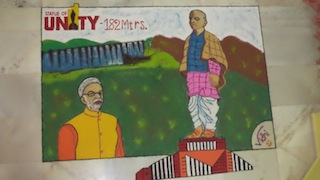 Statue of Unity - Iron Man Sardar Vallabhbhai Patel