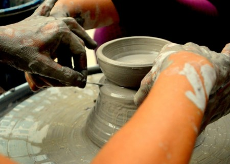 Pottery Workshop : Gandhinagar, City Pulse School of Culture and Creative Art