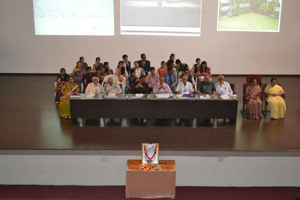 Teacher's Day 2014 at Kadi Campus, Gandhinagar