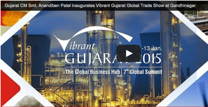 watch Live- Vibrant-gujarat-global-trade-show-2015