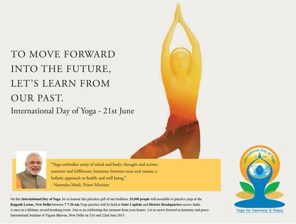 celebration_international_yogaday_2015_gujarat_gandhinagar Gandhinagar, Gujarat, India.