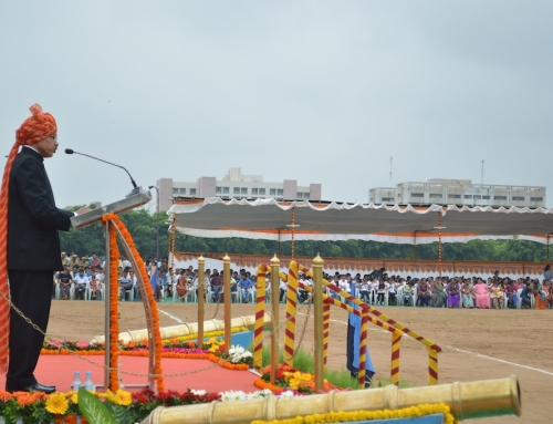 Happy Independence Day to Gandhinagar