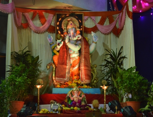 Ganesh Chaturthi  Day 1