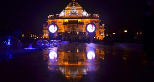akshardham_diwali-lighting-gandhinagar