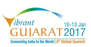 Vibrant Gujarat Global Summit 2017 Gandhinagar, Gujarat, India.
